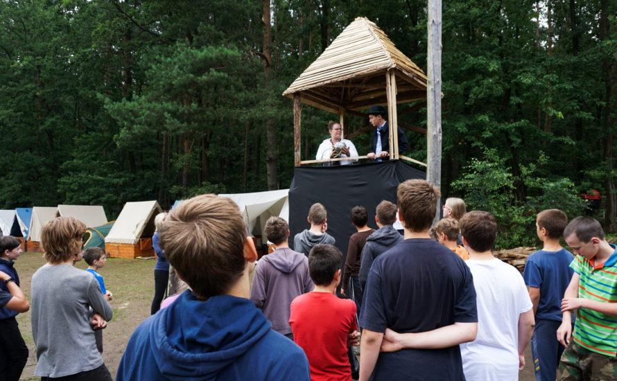 Letní tábor Dvě věže